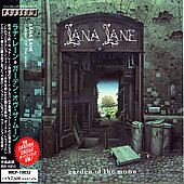 Lana Lane: Garden of the Moon [Japan Bonus Track]