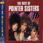 The Pointer Sisters: Best of Pointer Sisters [BMG Japan]