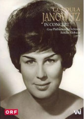 Gundula Janowitz in Recital [DVD]