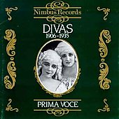 Divas Arias, Vol1 (1906-35) / various artists