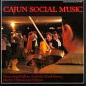 Various Artists: Cajun Social Music