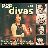 Various Artists: Pop Divas [Goldies Box Set] [Box]