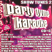 Sybersound: Party Tyme Karaoke: Show Tunes, Vol. 2