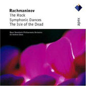 Rachmaninov: 'rock' Fantasia Op.7, Symphonic Dances, Isle Of The Dead Op.29
