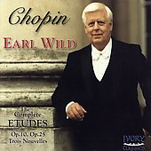 Earl Wild - Chopin: The Complete Etudes Op 10 & Op 25, etc