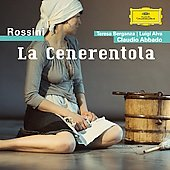 Rossini: La Cenerentola / Abbado, Berganza, Alva, Capecchi