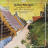 R&#246;ntgen: Symphony no 3, Suite 