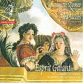 L'Esprit Galant / Johannette Zomer, Fred Jacobs