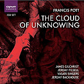 Pott: The Cloud of Unknowing / Backhouse, Gilchrist, Filsell