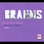 Greatest Works - Brahms / Masur, Neumann, Herbig, et al