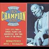 Champion Jack Dupree: Early Cuts from a Singer, Pianist and Songwriter [Box]