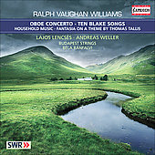 Vaughan Williams: Oboe Concerto, Ten Blake Songs / Lajos Lencsès