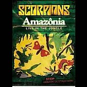 Scorpions: Amazônia: Live in the Jungle