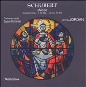 Schubert: Messe in E flat major, D 950