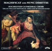 Magnificat and Nunc Dimittis, Vol. 6