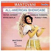 Mantovani Orchestra: All-American Showcase