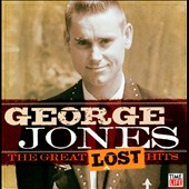 George Jones: The Great Lost Hits [2-CD]