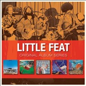 Little Feat: Original Album Series [Box]