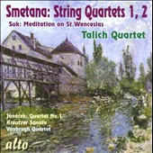 Smetana: String Quartets Nos. 1 & 2; Suk
