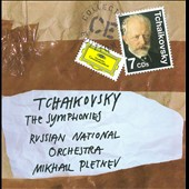 Tchaikovsky: Symphonies / Pletnev