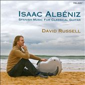Spanish Music for Classical Guitar / David Russell