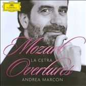 Mozart: Overtures / Marcon