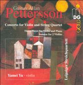 Pettersson: Chamber Works with Violin