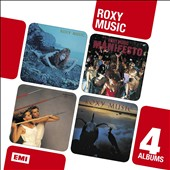 Roxy Music: Siren/Manifesto/Flesh and Blood/Avalon [Box]