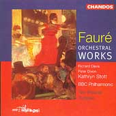Faur&eacute;: Orchestral Works / Tortelier, BBC Philharmonic