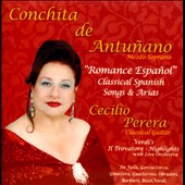 Romance Espa&#241;ol: Classical Spanish Songs & Arias