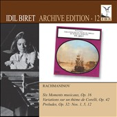 Idil Biret Archive Edition, Vol. 12: Rachmaninov