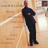 Harvey, Gray: Guitar Concertos / John Williams