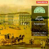 M. Haydn: Symphonies / Bamert, London Mozart Players