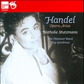 Handel: Opera Arias / Nathalie Stutzmann, Roy Goodman