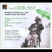 Claude Debussy: Chamber Music / Ludwig Quartet; Berlin Philharmonic Strings; Eric Aubier, Philippe Berrod, Lise Berthaud et al.