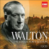 William Walton: The Collector's Edition [12 CDs]
