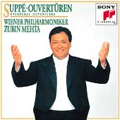 Supp&#233;: Overtures / Zubin Mehta, Wiener Philharmoniker