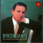 Byron Janis: The Complete RCA Recordings / Byron Janis, piano [12 CDs]