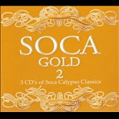 Various Artists: Soca Gold, Vol. 2 [Box]