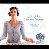 Chopra Center: Mind-Body Odyssey: 21-Day Meditation Challenge [Box]
