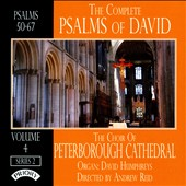 The Complete Psalms of David, Vol. 4: Series 2 - Psalms 50-67
