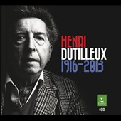 Henri Dutilleux, 1916-2013 - The Symphonies & other works / Dawn Upshaw, Genevieve Joy