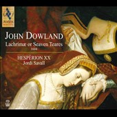 Dowland: Lachrimae or Seaven Teares, 1604 / Hesperion XX, Savall