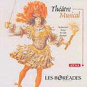 Th&eacute;&acirc;tre Musical - Schmelzer, et al / Les Bor&eacute;ades Montreal