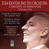 Stan Kenton/Stan Kenton & His Orchestra: Concerts in Miniature, Vol. 5