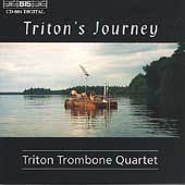 Triton's Journey / Triton Trombone Quartet