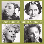 Four Famous Italian Sopranos / Oltrabella, Favero, et al