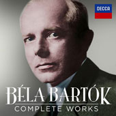 Béla Bartók (1881-1945): Complete Works / Various Artists
