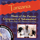 Various Artists: Tanzania: Music of Farmer Composers of Sukumaland