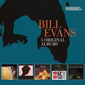 Bill Evans (Piano): 5 Original Albums